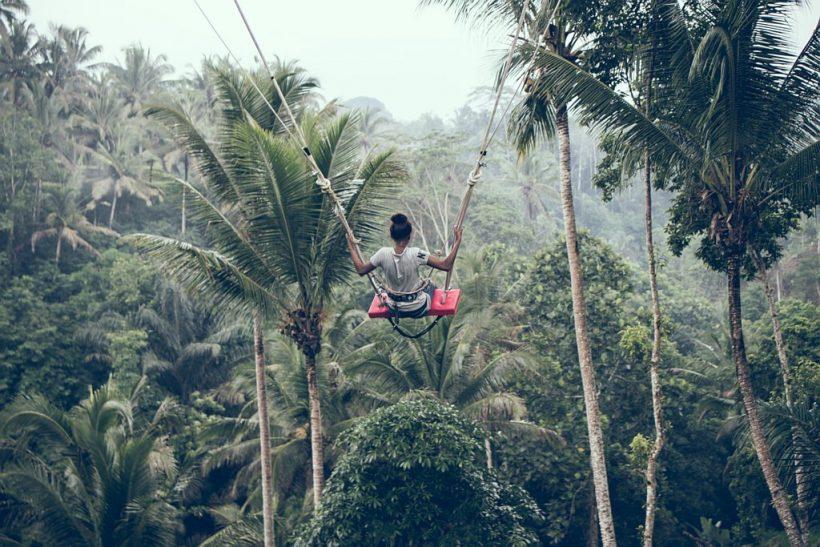 Pora sucha na Bali