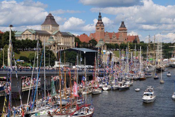 Szczecin – stolica województwa zachodniopomorskiego