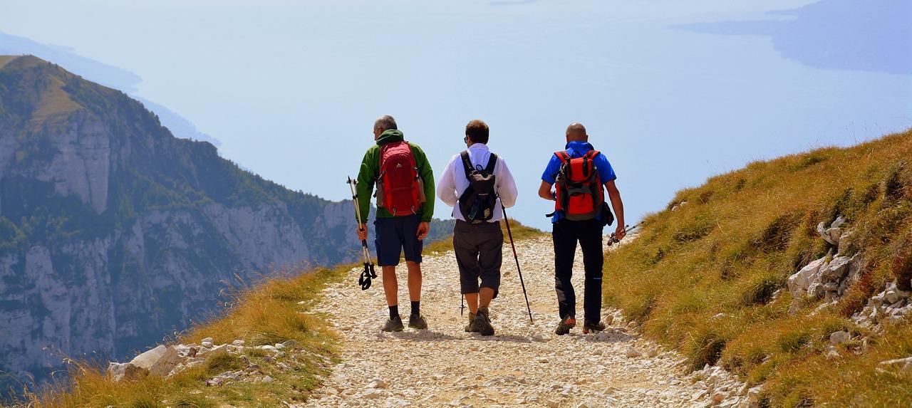 Wycieczka w góry bez bólu stawów